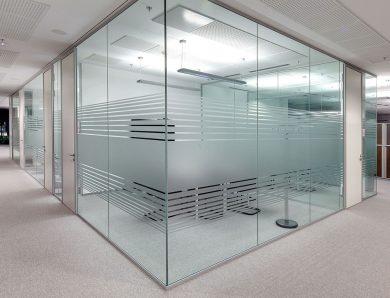 Cam Ofis Bölme Hizmetleri ile Tam Çözümler